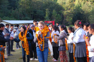 Lisa's Blog 0002 : First trip to Sindhupalchowk