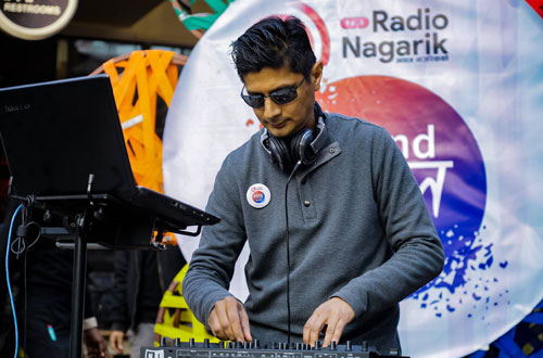 DJ Prakrity @ Brand Nepal Go Local 2018 (last year) - December 22, 2018