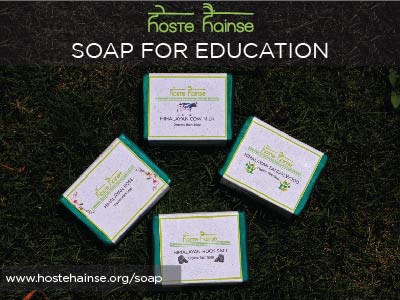 Hoste Hainse Fundraiser - Soap For Education